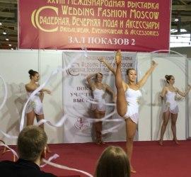 гимнастическое шоу шик-балет